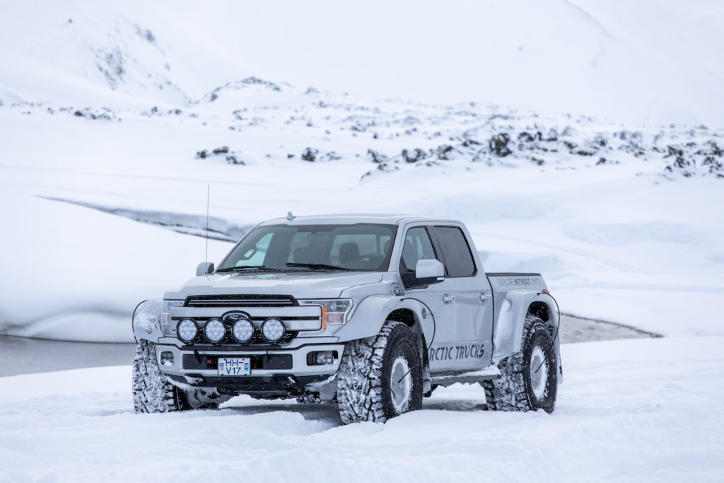 Arctic Trucks Ford F-150 AT44 Offroader Expeditionsfahrzeug