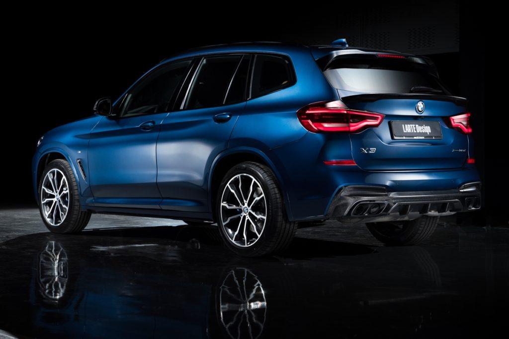 Larte Design BMW X3 G01 Manhart Performance Carbon Karosserieteile Tuning