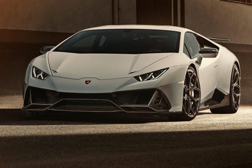 Lamborghini Huracán Evo Tuning Novitec Bodykit Felgen