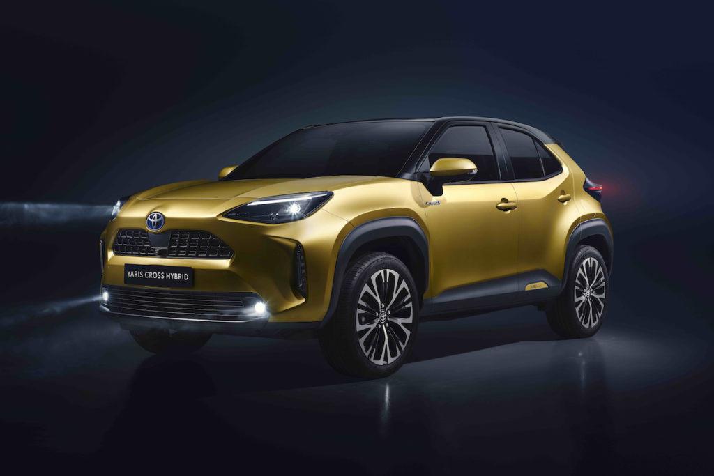 Neuheit B-SUV-Segment Toyota Yaris Cross Premiere Vorstellung Japaner