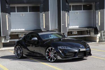 Toyot GR Supra Tuning dÄHLer Competition Line Leistungssteigerung Felgen Fahrwerk