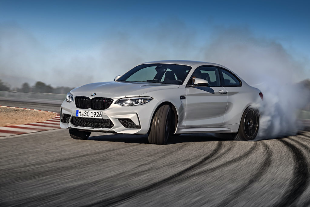 BMW M2 Competition F87 Sportcoupé Topmodell Produktionsende