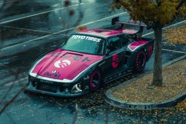 USA Elektroauto Sportwagen Bisimoto Engineering Porsche 935 KEV
