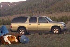 Chevrolet Suburban Jubiläum 85 Jahre US-Car SUV 2003