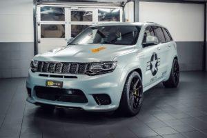 Jeep Grand Cherokee Trackhawk O.CT Tuning Oberscheider Leistungssteigerung SUV Geländewagen Allradler
