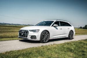 Audi A6 allroad quattro Tuning ABT Sportsline Leistungssteigerung Felgen