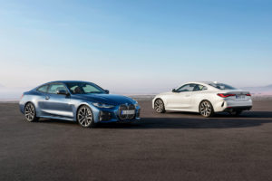 BMW G22 4er Coupé Neuheit Premiere Mittelklasse