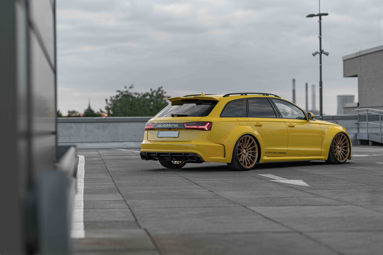 M D Exclusive Allroad Trifft Rs 6 Eurotuner News