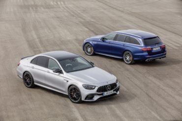 Topmodell Mercedes-AMG E 63 S Facelift Mopf Neuheit Limousine T-Modell Biturbo-V8 Achtzylinder Allradantrieb