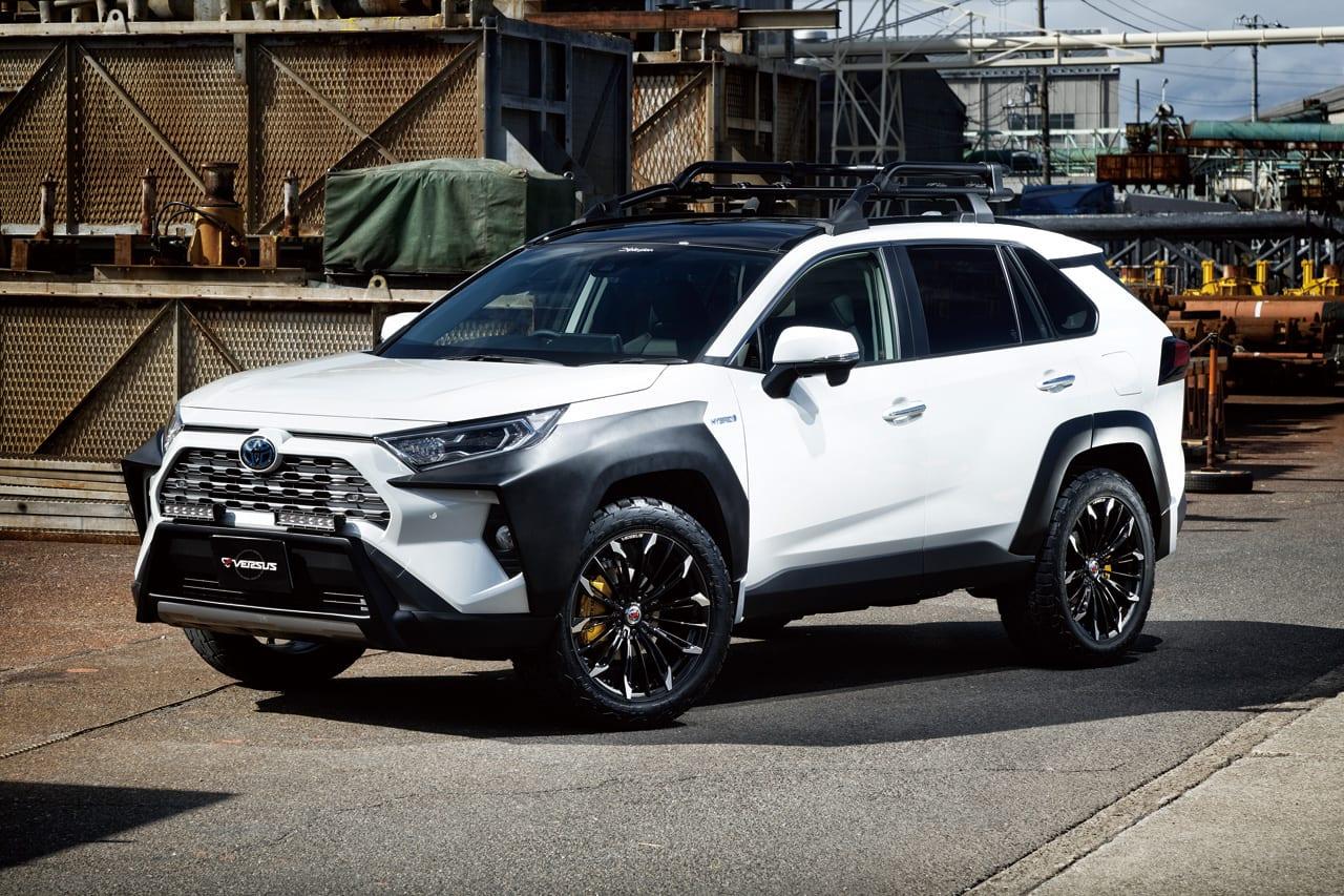 Der Etwas Andere Toyota Rav4 Eurotuner News