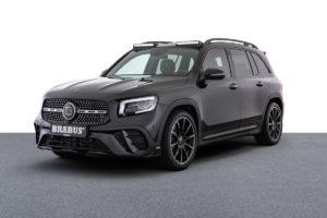 Mercedes-Benz GLB 250 Tuning Brabus Leistungssteigerung Karosserie-Anbauteile Innenraum-Veredlung Fahrwerk Tieferlegung