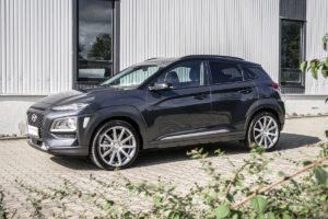 Hyundai Kona Tuning Felgen Cor.Speed Sports Wheels DeVille