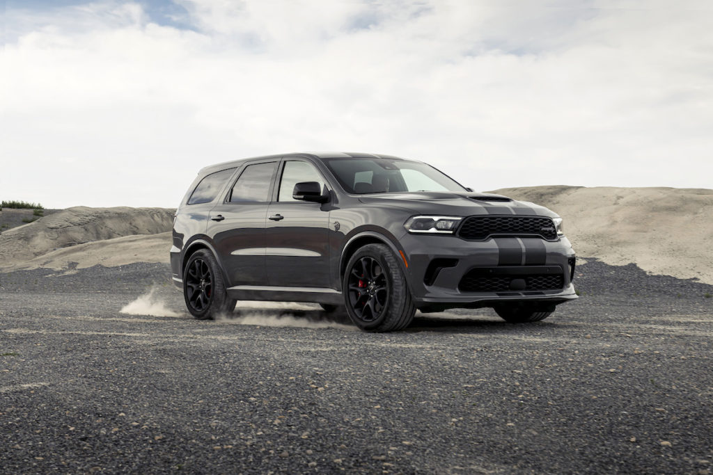 Neuheit Topmodell US-Car Dodge Durango SRT Hellcat Kompressor-V8 HEMI