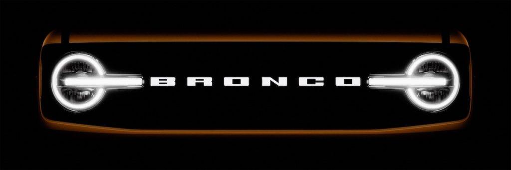 Neuheit Offroader Allradantrieb 4x4 Ford Bronco Zweitürer Viertürer Bronco Sport