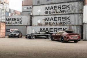 G-POWER G8M Bi-TURBO BMW M8 Competition F91 Cabriolet F92 Coupé F93 Gran Coupé Leistungssteigerung Felgen Carbon-Motorhaube