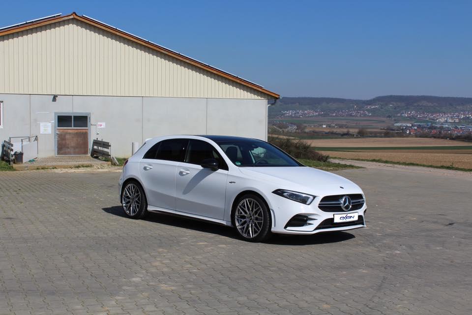 Oxigin 25 Oxcross Leichtmetallfelgen Mercedes-AMG A 35 4MATIC Tuning
