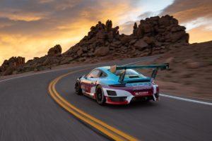 Pikes Peak International Hill Climb 2020 Racing Motorsport David Donner Porsche 911 GT2 RS Clubsport Art Car 000 Magazine