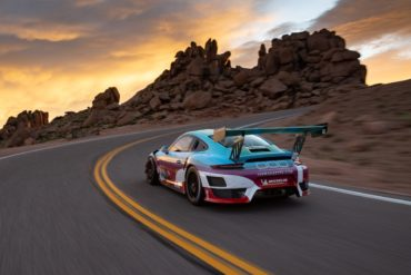 Pikes Peak International Hill Climb 2020 Racing Motorsport David Donner Porsche 911 GT2 RS Clubsport Art Car 000 Magazine