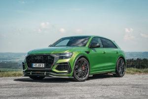 ABT Sportsline Tuning Audi RS Q8 limitiertes Sondermodell RSQ8-R Leistungssteigerung Felgen Carbon-Bodykit Interieur-Veredlung Tieferlegung