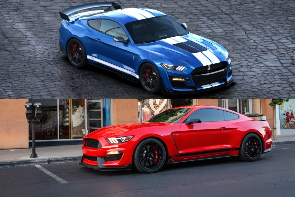 Ford Mustang Shelby GT500SE Shelby GT350SE Neuheit Sondermodell limitiert Shelby American Inc.