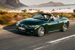 BMW G23 4er Cabrio Neuheit Vorstellung Premium-Mittelklasse Viersitzer Stoffverdeck M440i