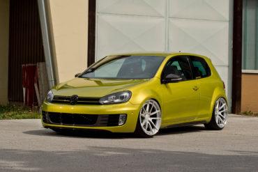Tuning Österreich VW Golf 6 GTI Kompaktsportler Hot Hatch Felgen Tieferlegung Widebody Breitbau Leistungssteigerung
