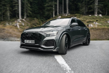 Audi RS Q8 SUV Topmodell Allradantrieb Tuning Abt Sportsline Abgasanlage Felgen Karosserie Anbauteile