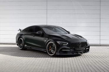 TopCar Inferno Carbon-Bodykit Mercedes-AMG GT 4-Türer Coupé Schmiedefelgen