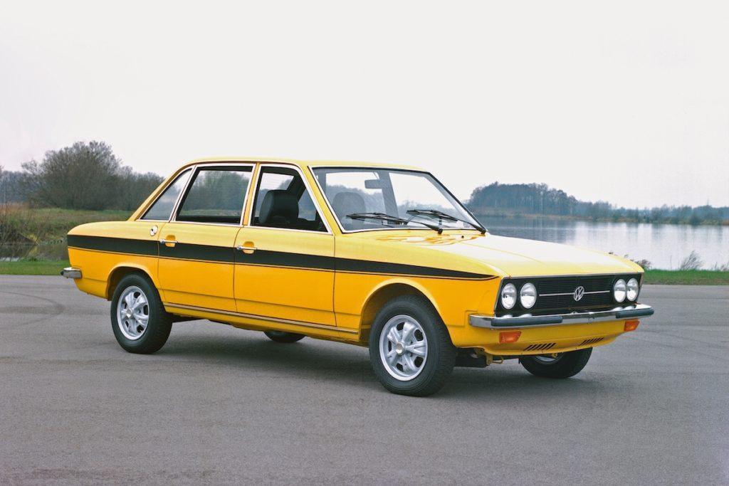 50 Jahre Jubiläum Mittelklasse Limousine 1970 VW K70