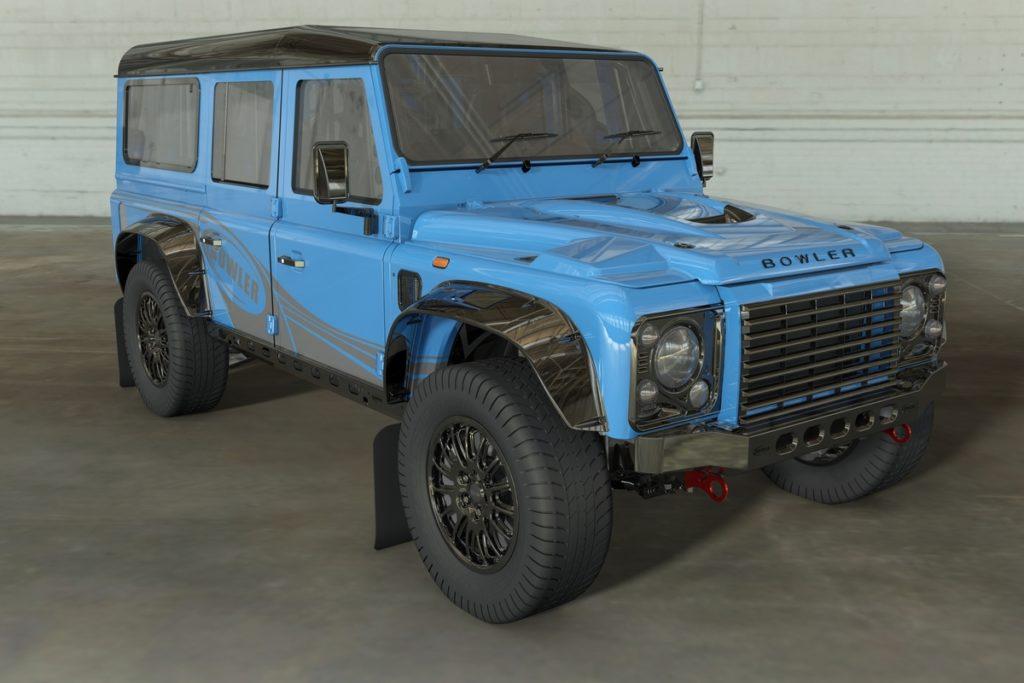 Offroader Bowler CSP 575 V8 Kompressor Neuheit 2021 Land Rover Defender 110