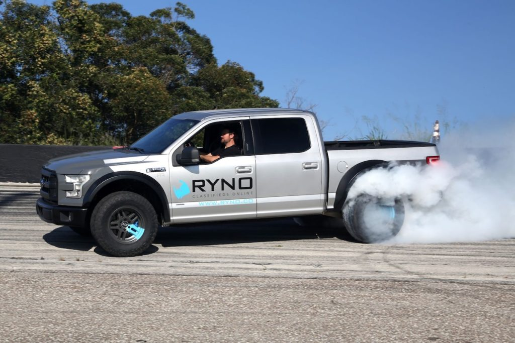 Ultimate Fun Haver Pick-up Truck Vaughn Gittin Jr. Ford F-150