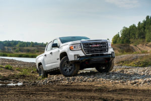 Neuheit US-Car Pick-up Truck GMC Canyon AT4 Off-Road Performance Edition