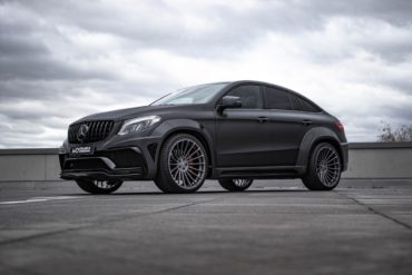 Mercedes-AMG GLE 63 S Coupé M&D exclusive cardesign Tuning Widebody Breitbau Bodykit Felgen Tieferlegung Abgasanlage