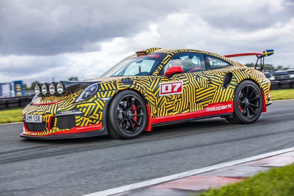 Motopark Porsche 911 GT3 RS 991 Tuning Racing Motorsport off-road