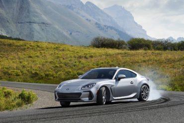 Sportcoupé Neuheit Vorstellung Subaru BRZ freisaugender 2,4-Liter-Vierzylinder-Boxermotor