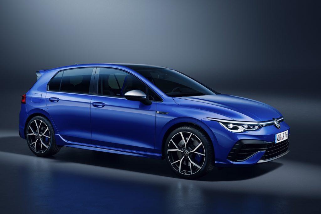 Topmodell Neuheit Premiere Vorstellung VW Golf R Hot Hatch Kompaktsportler Allradantrieb 4MOTION Turbo-Vierzylinder