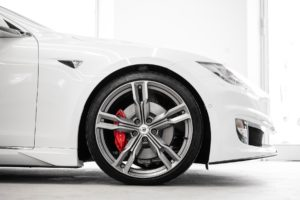 One-Off-Projekt: Tesla Model S Cabriolet von Ares Design