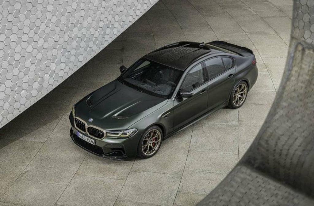 Exklusiv: Neuer BMW M5 CS geleakt!