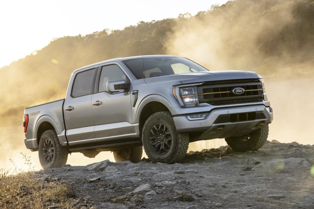 Pick-up Truck Neuheit Ford F-150 Tremor 2021 OffroadVersion EcoBoost-V6