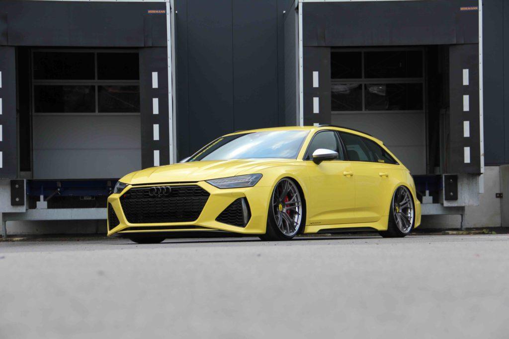Audi RS 6 Avant von gepfeffert.com