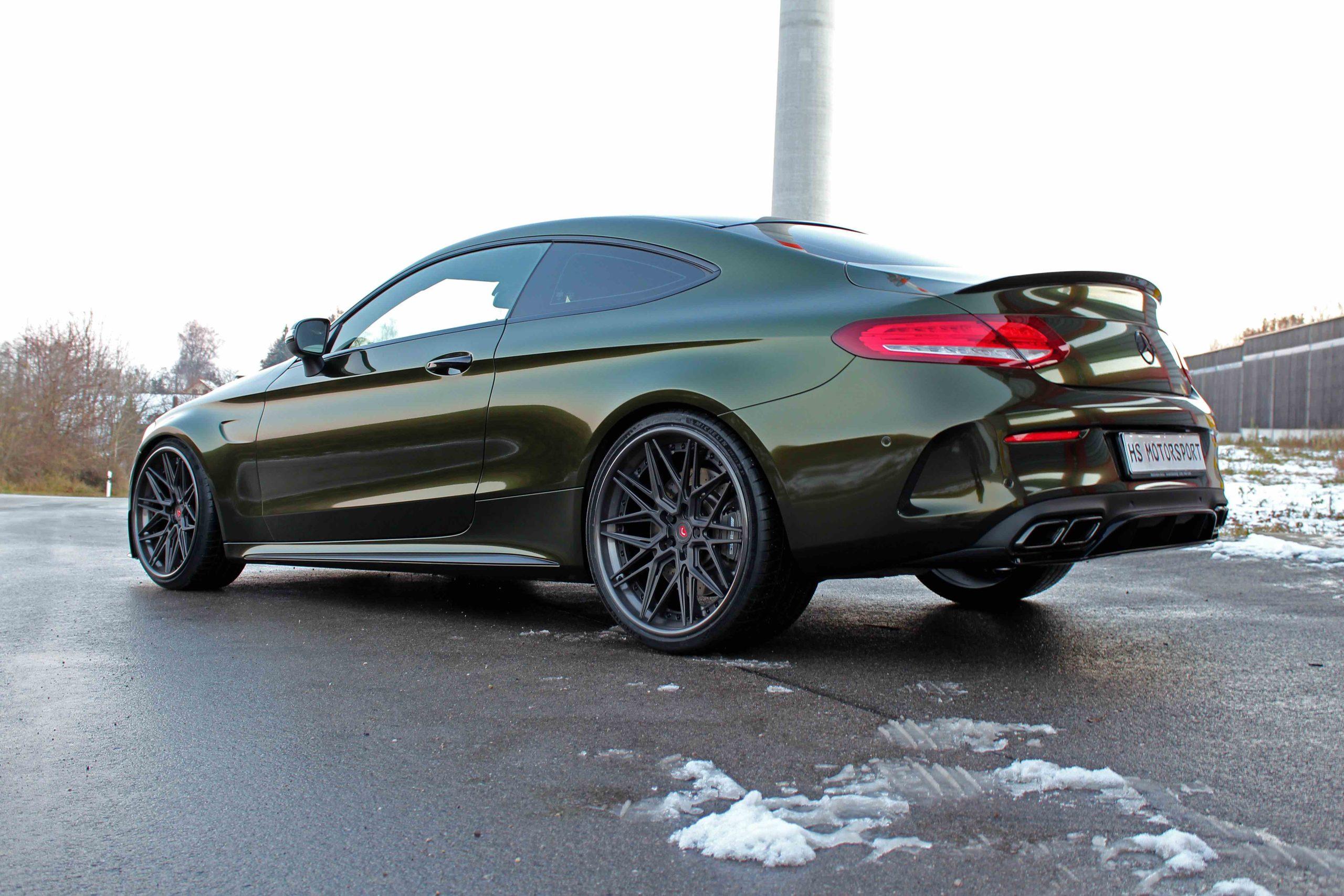 Mercedes-AMG C205 C 63 S von HS Motorsport