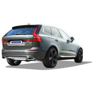 Bastuck: Sportabgasanlage für Volvo XC 60