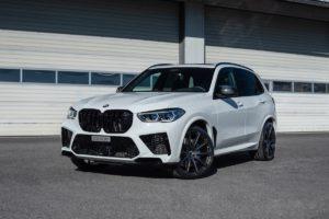 Tuning Hochleistungs-SUV Topmodell BMW F95 X5 M dÄHLer Competition Line Leistungssteigerung Felgen CDC1 Forged