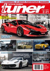 Eurotuner Magazin 2-2021