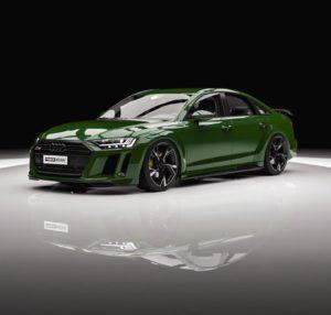 Computer-Studie: Audi RS 8 von Rostislav Prokop