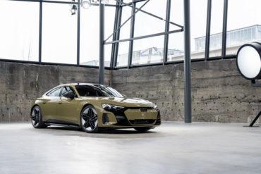 2022er Audi E-Tron GT: Elektro-Sportlimousine mit bis zu 646 PS!
