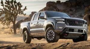 Richtig böse: 2022er Nissan Frontier