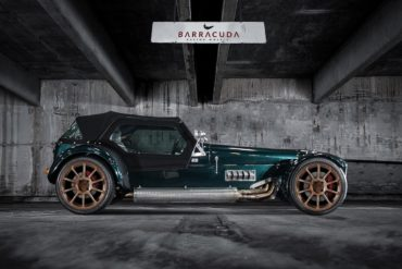 VM Seventy-Seven Tuning Felge Neuheit Barracuda Racing Wheels Summa Ultralight Series Flow Forming Leichtbau Racing Motorsport