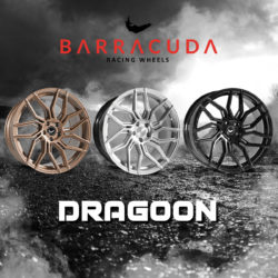 Barracuda Racing Wheels Europe: Neuheit Barracuda Dragoon
