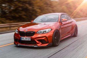BMW F87 M2 Competition von DD Customs